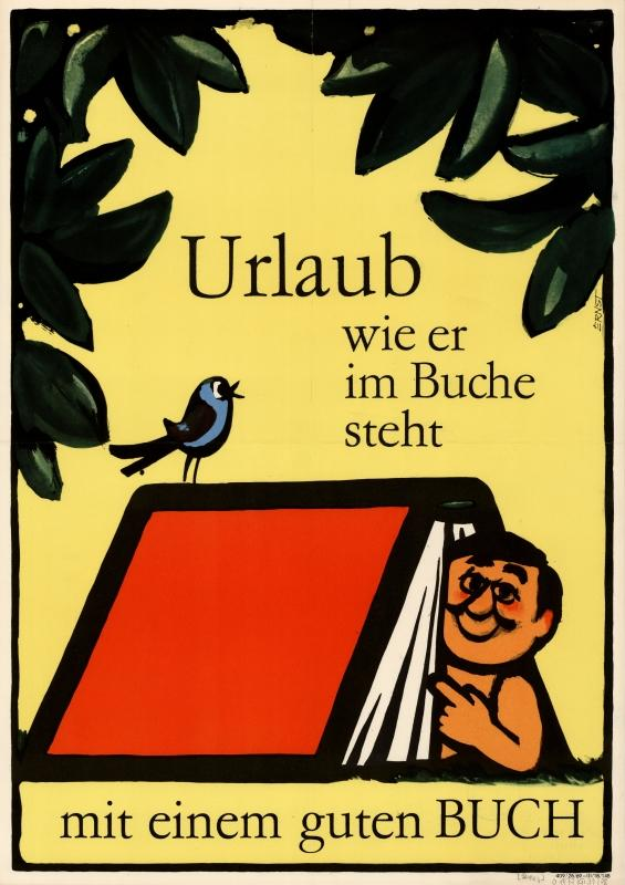 Werbung des Buchhandels